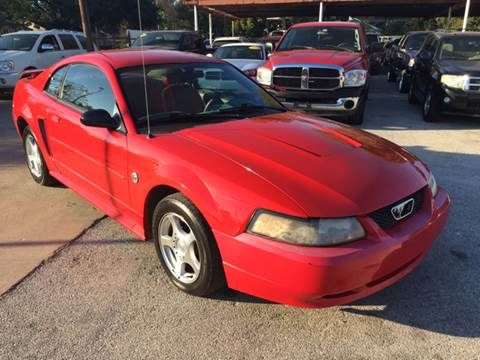 2004 Ford Mustang for sale in Houston, TX