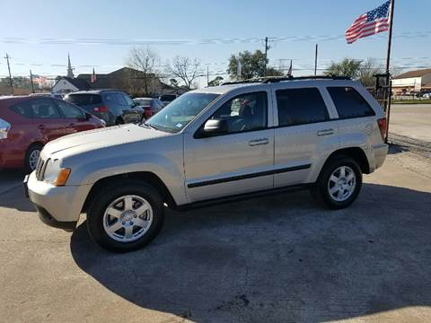 2009 Jeep Grand Cherokee for sale in Houston, TX