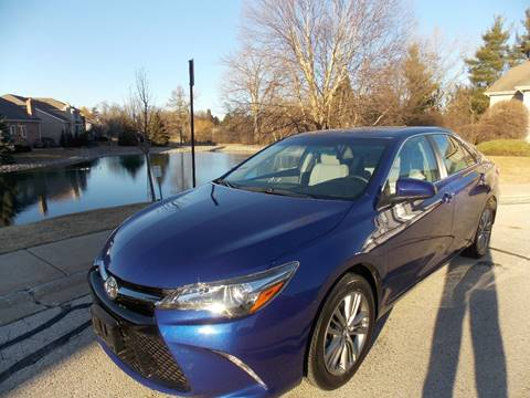 2016 Toyota Camry for sale in Villa Park, IL