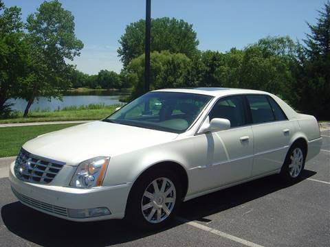 2008 Cadillac DTS for sale in Benton, KS