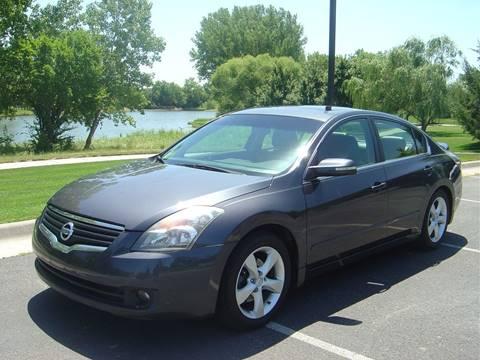 2007 Nissan Altima for sale in Benton, KS