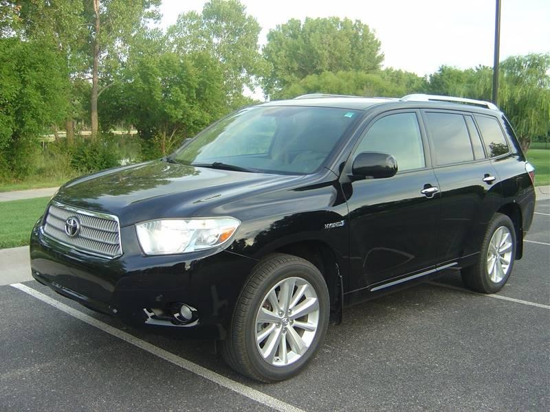 2010 Toyota Highlander Hybrid For Sale At WICHITA MOTORS, LLC In Benton KS