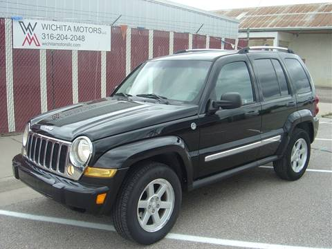 2007 Jeep Liberty for sale in Benton, KS