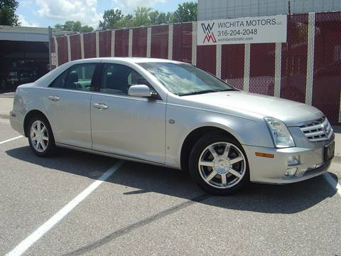 2007 Cadillac STS for sale in Benton, KS