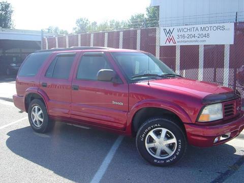 2000 Oldsmobile Bravada for sale in Benton, KS