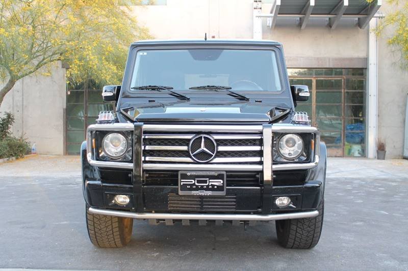 2007 Mercedes-Benz G-Class AWD G 55 AMG 4MATIC 4dr SUV - Glendale CA