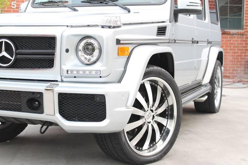 2006 Mercedes-Benz G-Class AWD G 55 AMG 4MATIC 4dr SUV - Glendale CA
