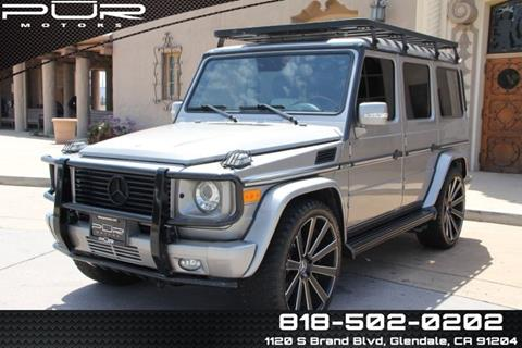 2008 Mercedes-Benz G-Class for sale in Glendale, CA