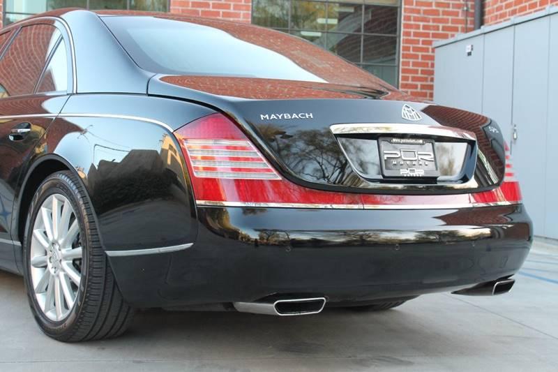 2012 Maybach 57 S 4dr Sedan - Glendale CA