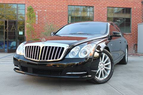2012 Maybach 57 for sale in Glendale, CA