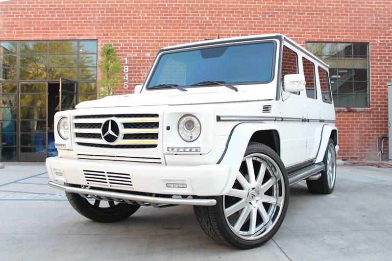 2005 Mercedes-Benz G-Class AWD G 500 Grand Edition 4MATIC 4dr SUV - Glendale CA