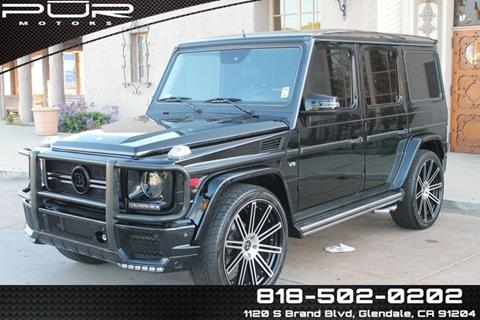 2004 Mercedes-Benz G-Class for sale in Glendale, CA