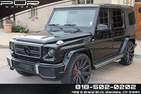 2003 Mercedes-Benz G-Class for sale in Glendale, CA