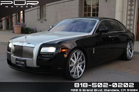 2011 Rolls-Royce Ghost for sale in Glendale, CA