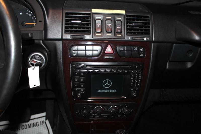 2004 Mercedes-Benz G-Class G 500 AWD 4MATIC 4dr SUV - Glendale CA