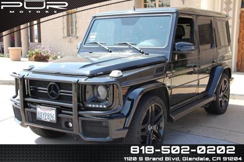 2010 Mercedes-Benz G-Class for sale in Glendale, CA