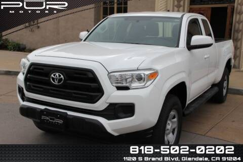 2017 Toyota Tacoma for sale in Glendale, CA