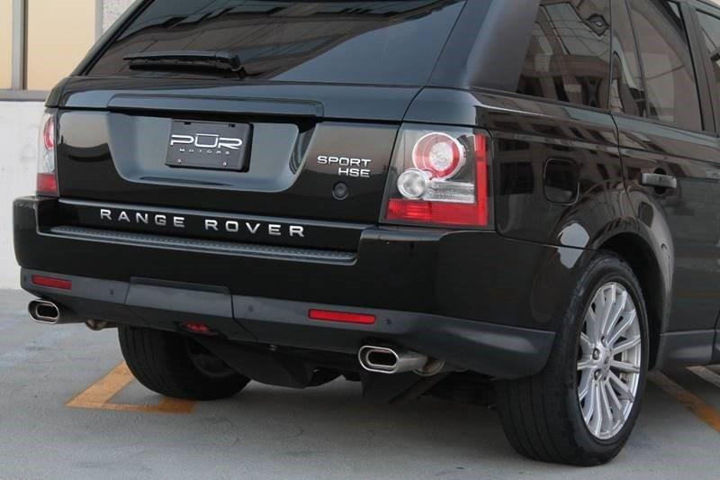 2010 Land Rover Range Rover Sport 4x4 HSE 4dr SUV - Glendale CA