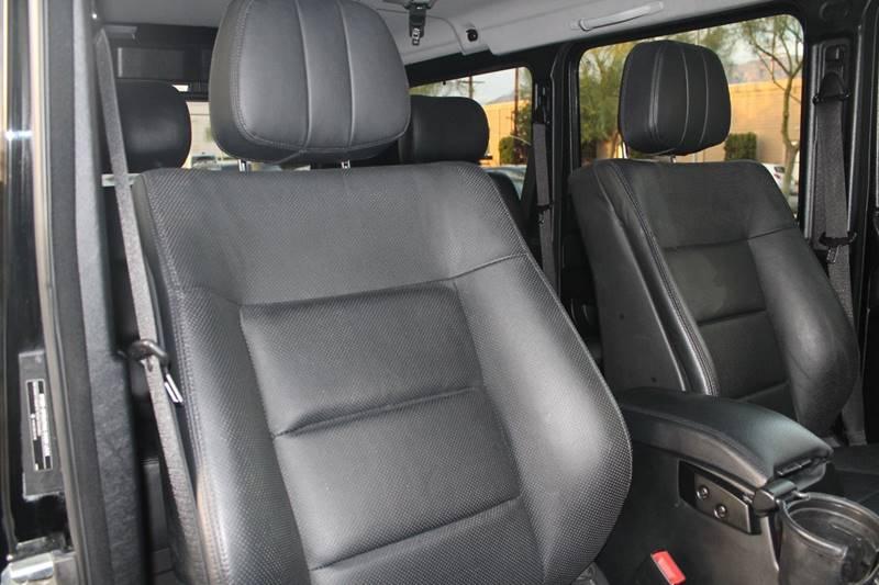 2011 Mercedes-Benz G-Class G 550 AWD 4MATIC 4dr SUV - Glendale CA