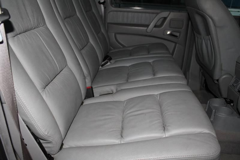 2002 Mercedes-Benz G-Class G 500 AWD 4MATIC 4dr SUV - Glendale CA