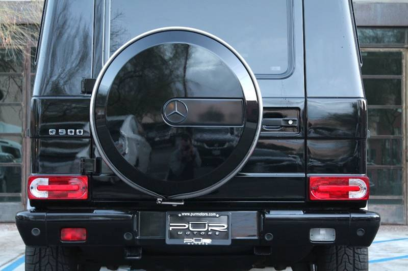 2007 Mercedes-Benz G-Class G 500 AWD 4MATIC 4dr SUV - Glendale CA