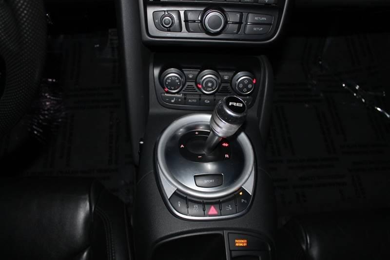 2011 Audi R8 AWD 4.2 quattro Spyder 2dr Convertible 6A - Glendale CA