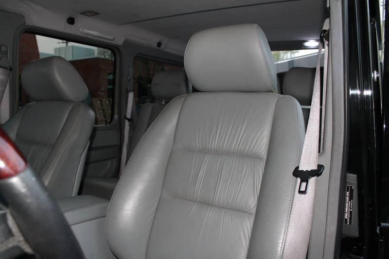 2003 Mercedes-Benz G-Class AWD G 500 4MATIC 4dr SUV - Glendale CA