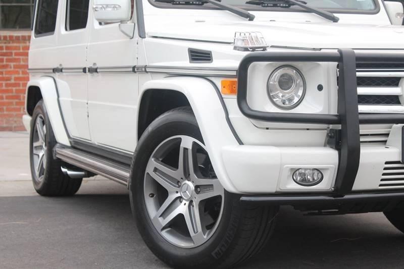 2008 Mercedes-Benz G-Class AWD G 55 AMG 4MATIC 4dr SUV - Glendale CA