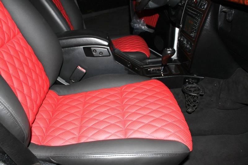2004 Mercedes-Benz G-Class AWD G 500 4MATIC 4dr SUV - Glendale CA