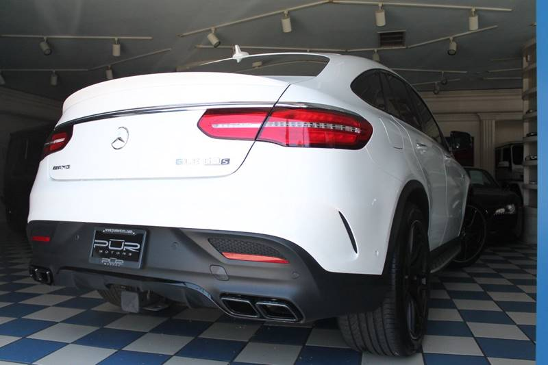 2017 Mercedes-Benz GLE AWD AMG GLE 63 S Coupe 4MATIC 4dr SUV - Glendale CA