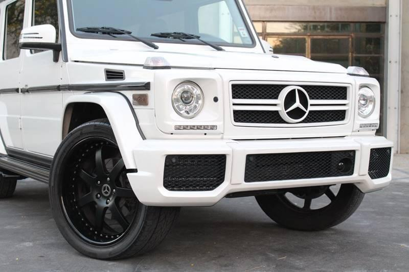 2005 Mercedes-Benz G-Class AWD G 55 AMG 4MATIC 4dr SUV - Glendale CA