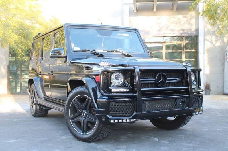2009 Mercedes-Benz G-Class AWD G 55 AMG 4MATIC 4dr SUV - Glendale CA