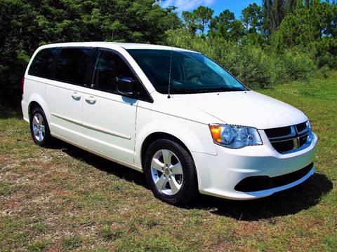 2013 Dodge Grand Caravan for sale in Homestead, FL