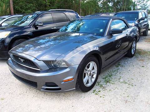 2014 Ford Mustang for sale in Homestead, FL