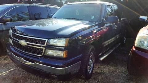 2006 Chevrolet Silverado 1500 for sale in Homestead, FL