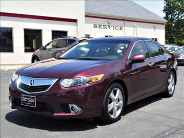 2011 Acura TSX for sale in Wallingford, CT