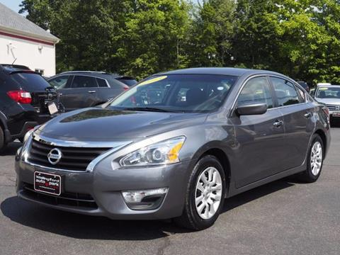 2014 Nissan Altima for sale in Wallingford, CT