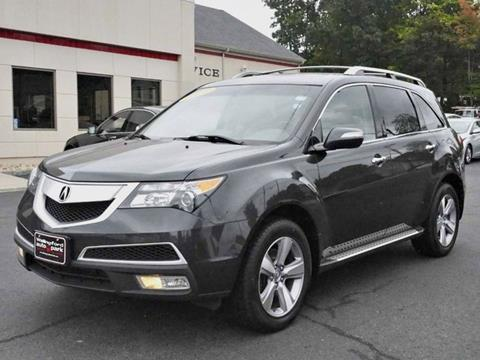 2013 Acura MDX for sale in Wallingford, CT