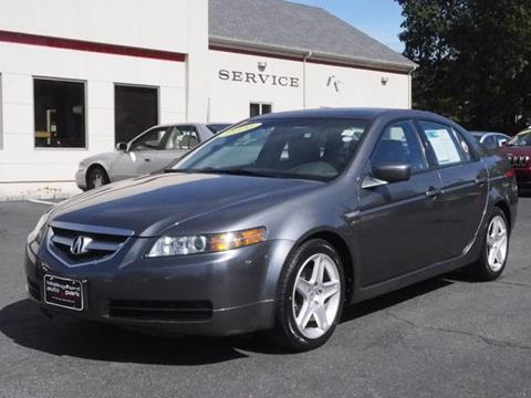 2006 Acura TL for sale in Wallingford, CT