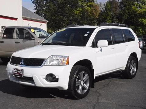 2011 Mitsubishi Endeavor for sale in Wallingford, CT