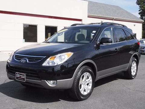 2012 Hyundai Veracruz for sale in Wallingford, CT