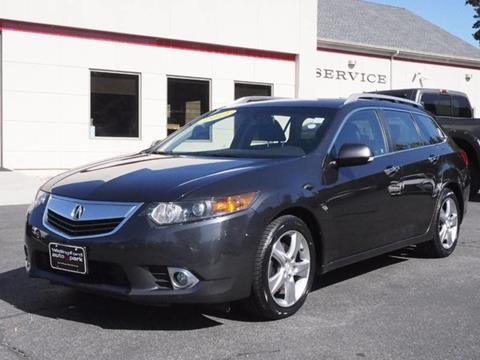 2011 Acura TSX Sport Wagon for sale in Wallingford, CT
