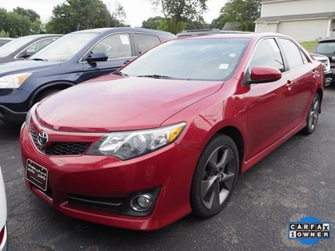 2013 Toyota Camry For Sale In Wallingford, CT
