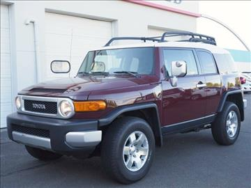 2008 Toyota FJ Cruiser for sale in Wallingford, CT