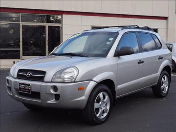 2006 Hyundai Tucson for sale in Wallingford, CT