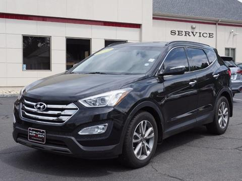 2014 Hyundai Santa Fe Sport for sale in Wallingford, CT