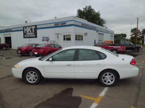 Used 2007 Ford Taurus For Sale In Montana