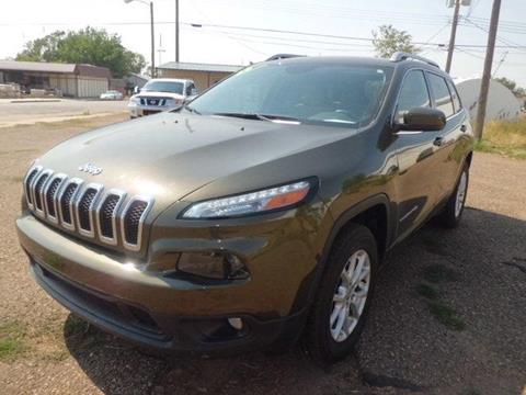 2015 Jeep Cherokee for sale in Glendive, MT