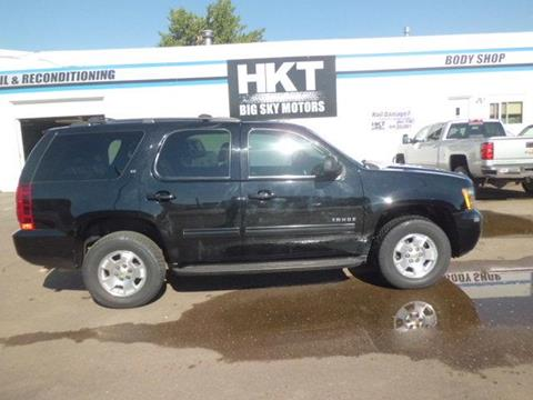 2010 Chevrolet Tahoe for sale in Glendive MT