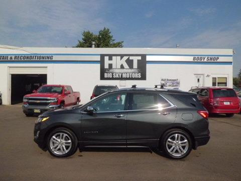 New Chevrolet Equinox For Sale In Montana